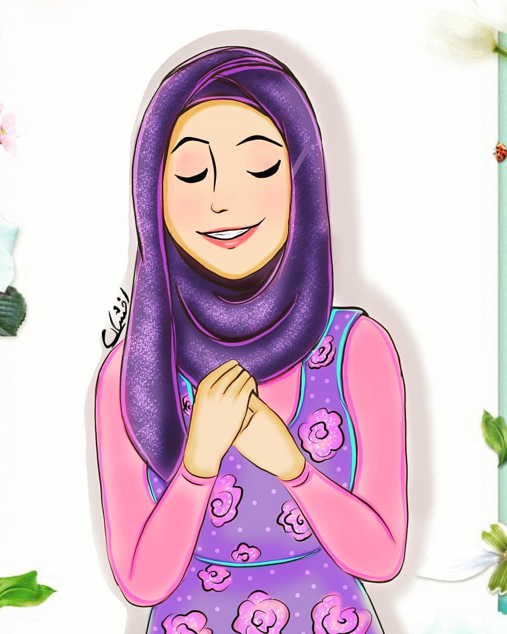 Girl Praying Wallpaper