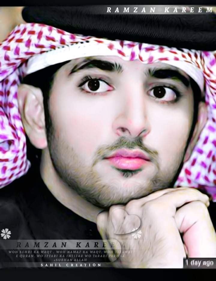 Prince Of Dubai Sheikh Hamdan Wallpaper