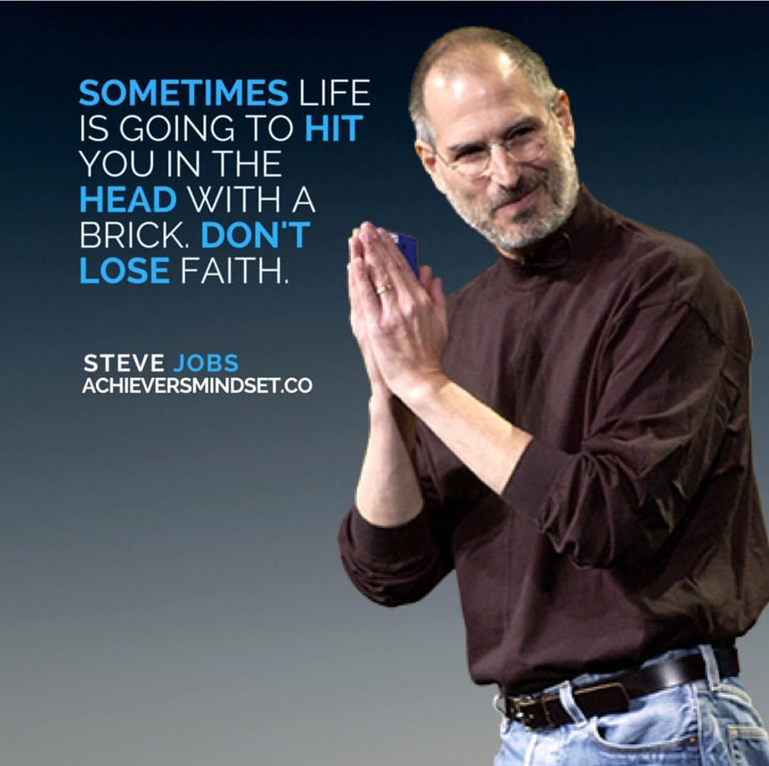 Steve Jobs Achievers Mindset.Co