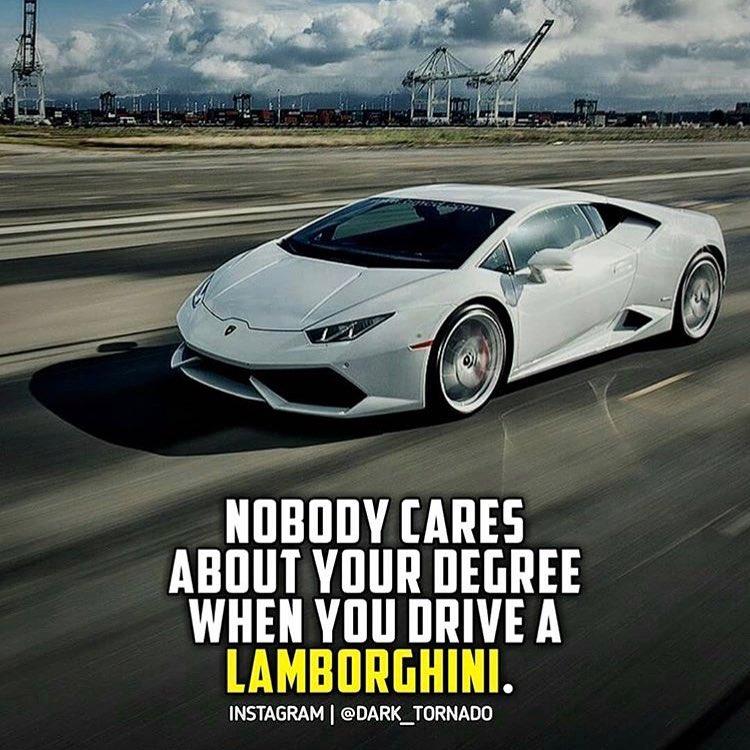 Lamborghini Quotes