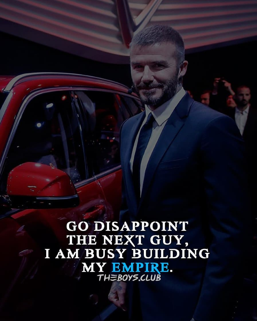 Quotes On Boy Picture Building Empire