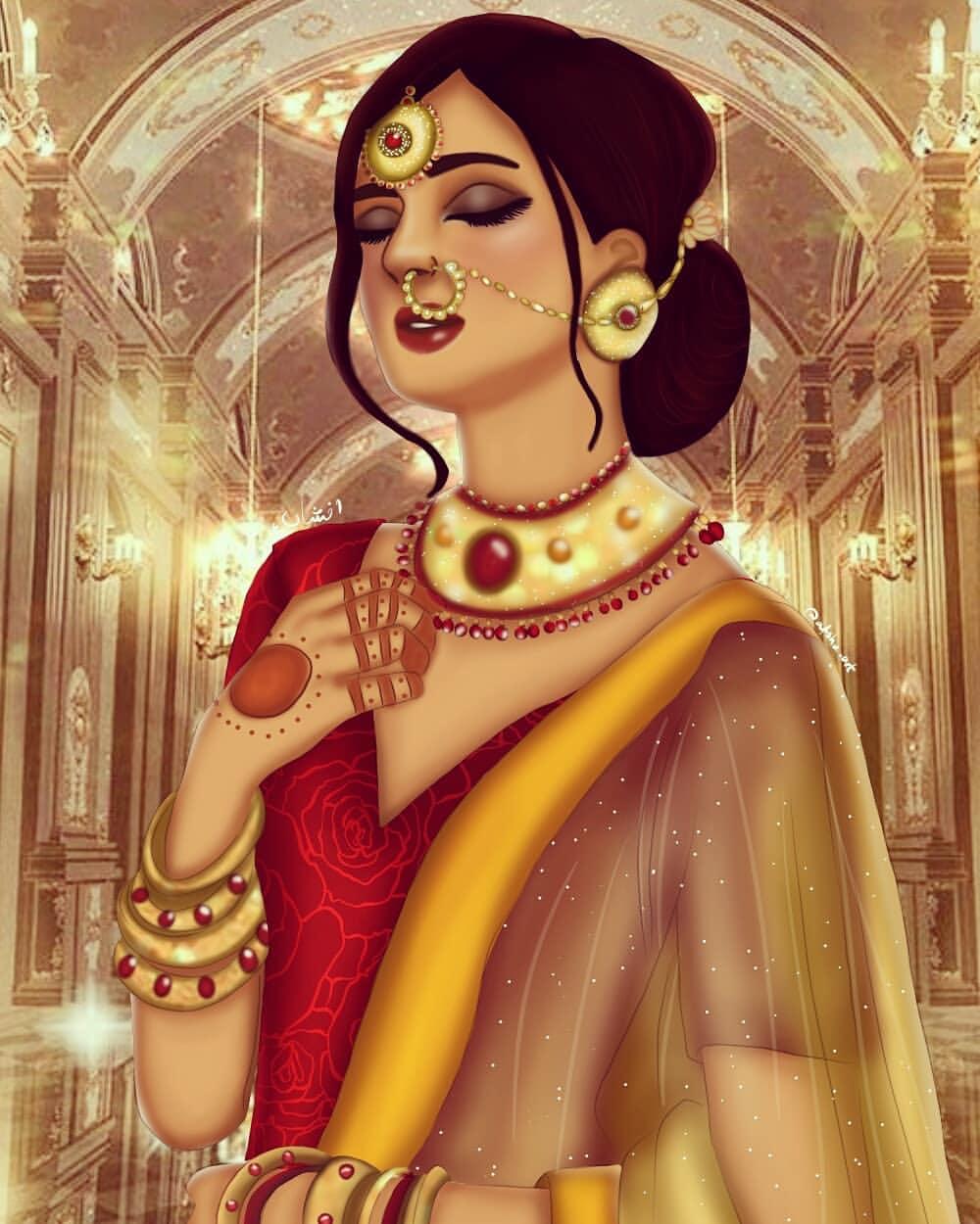 Artist Girl Afsha