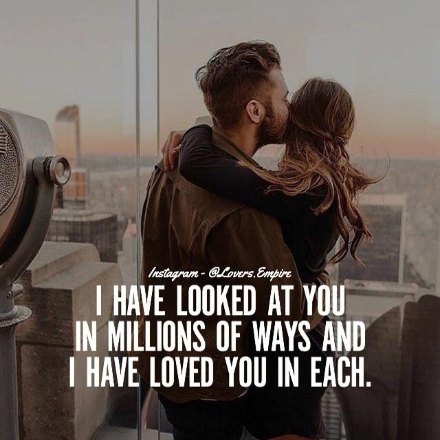 Romantic Quote Love For Couple