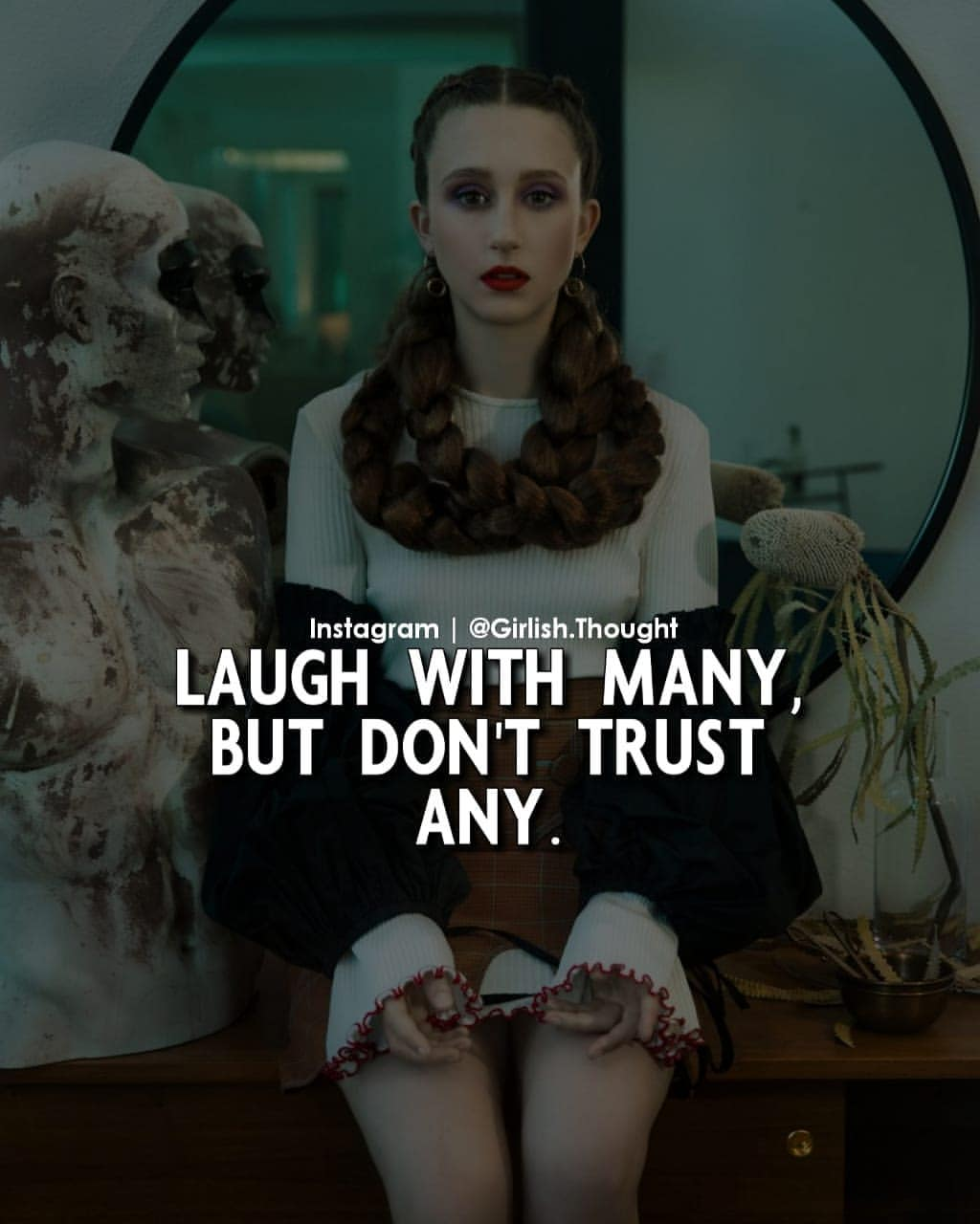 Laugh With All Hidden Truth About Trust