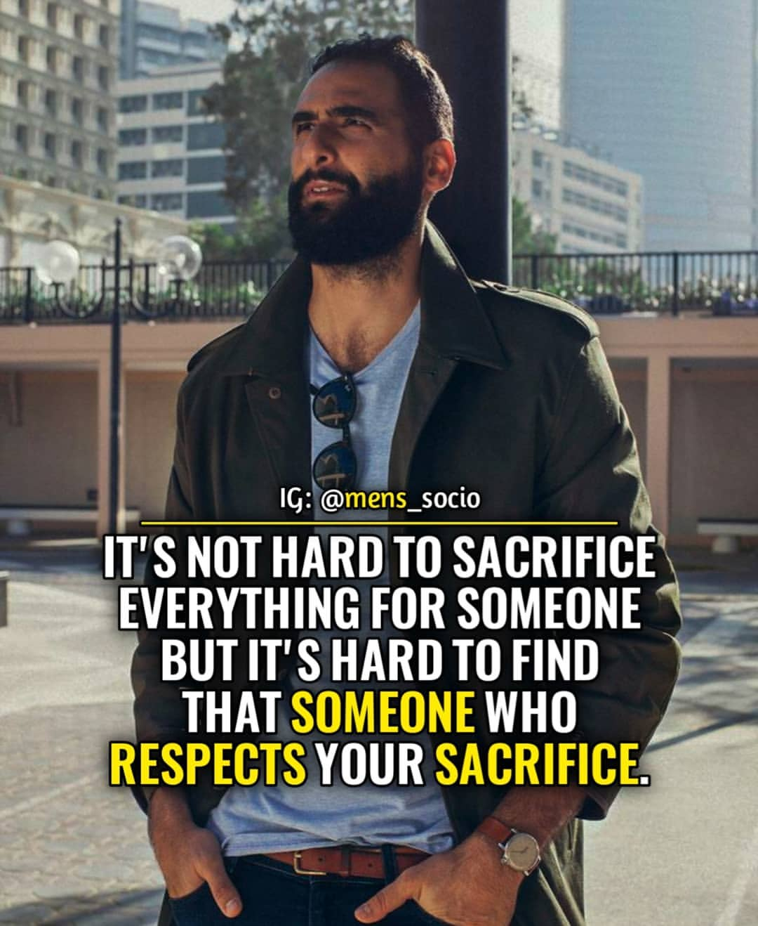 Quotes About Sacrifice In A Relationship