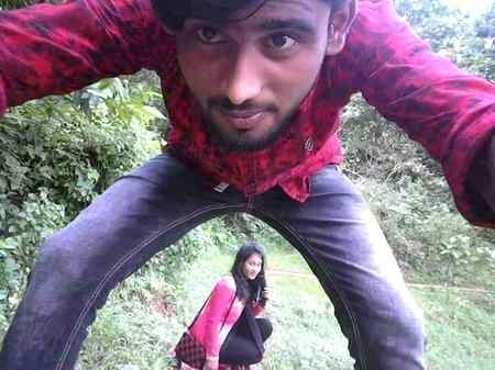 Funny Selfie Level Boy Girl