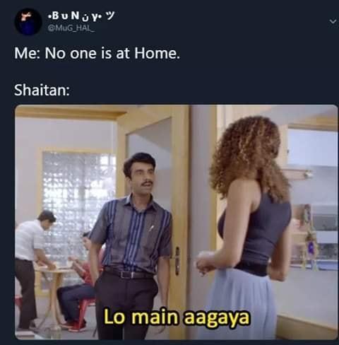 When You Home Alone Meme