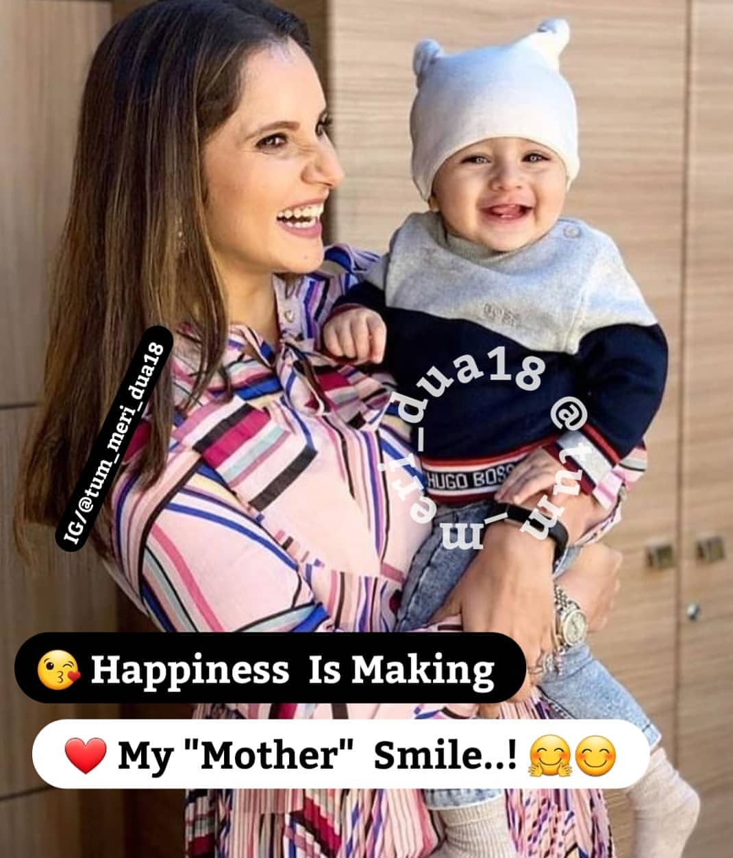 My Mother Smile Quotes