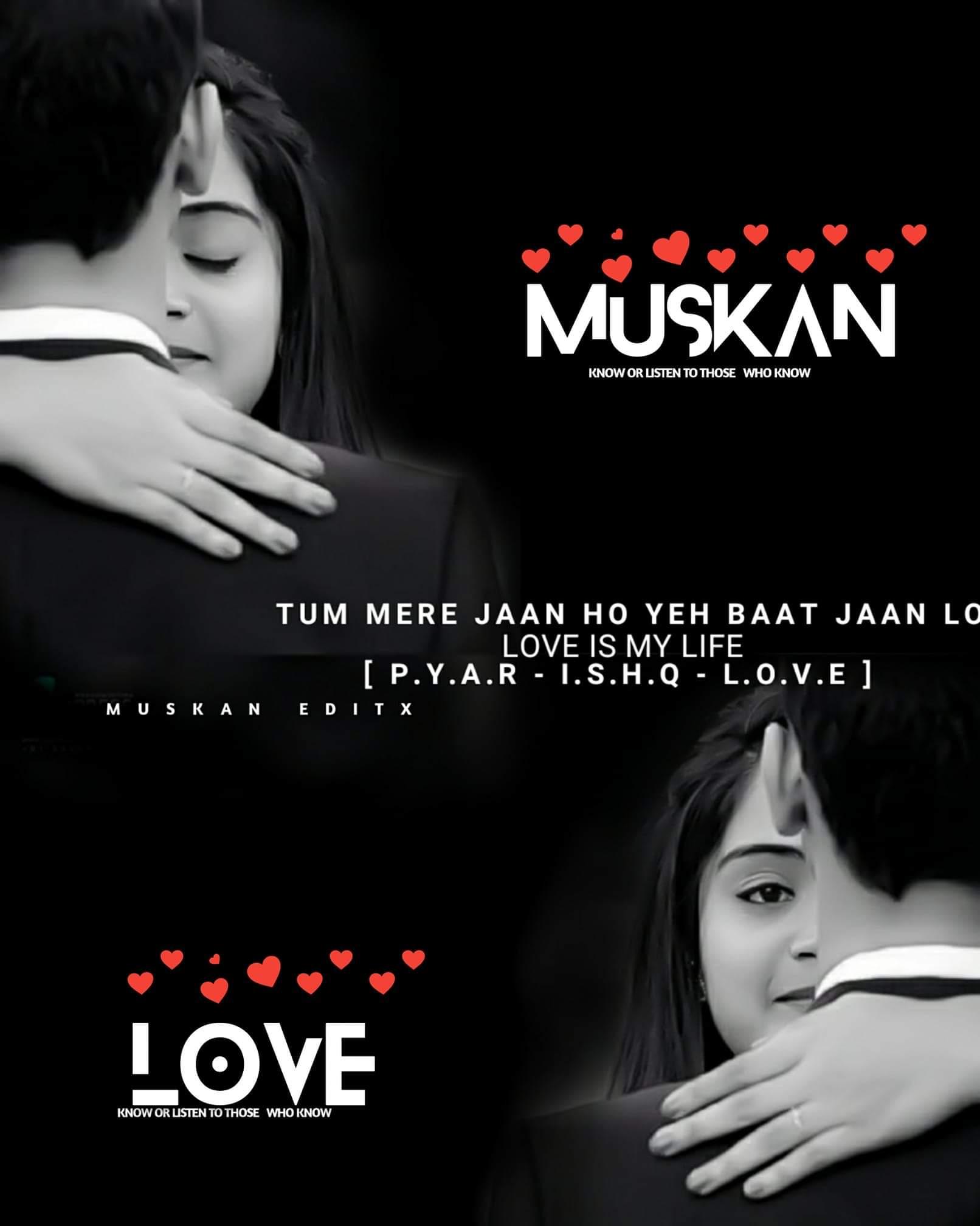 Dp With Name Muskan