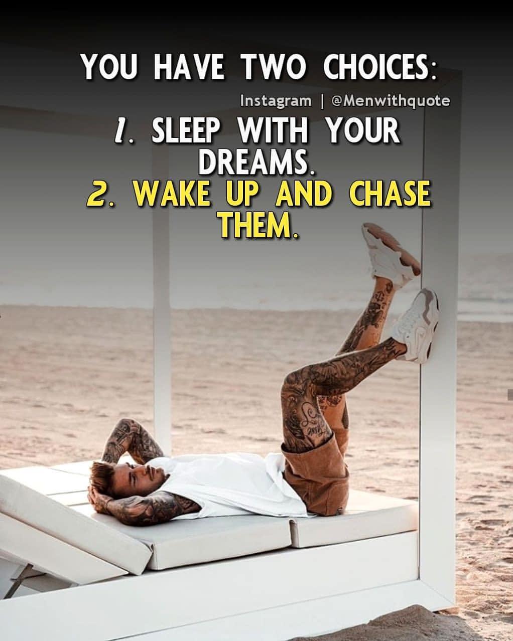 Boy Dream Quotes