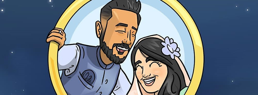Engagement Cover Photo