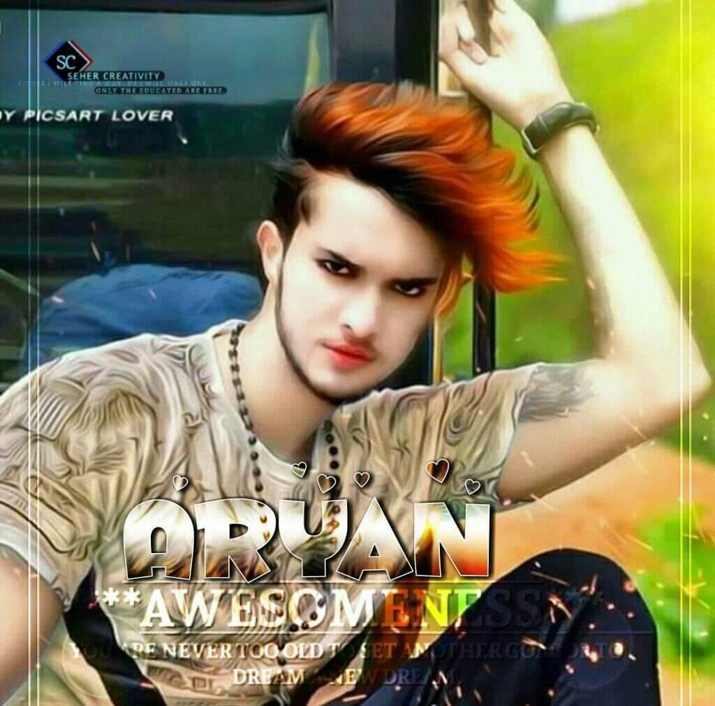 Aryan Name Dp And Wallpaper