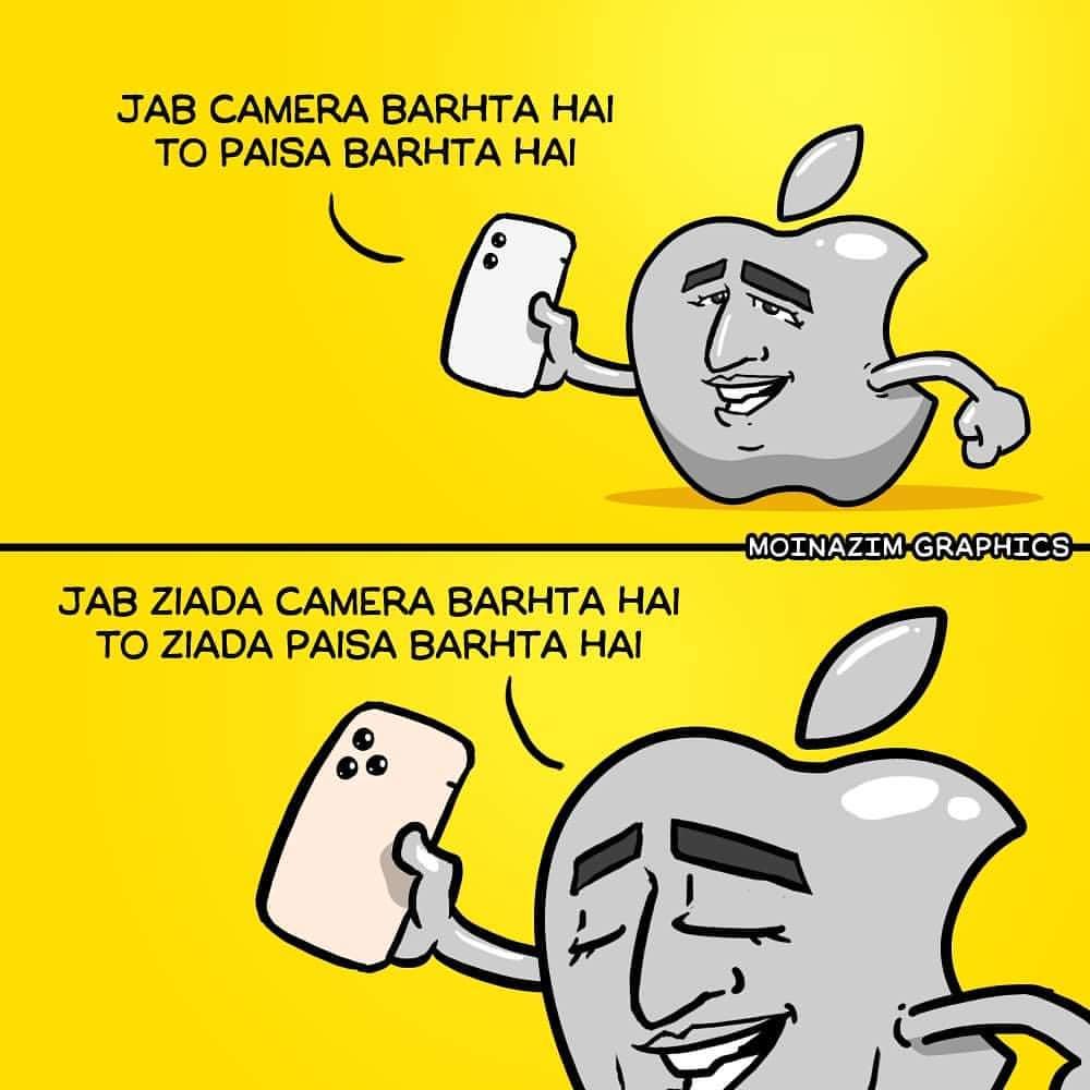 Iphone 11 Memes Camera