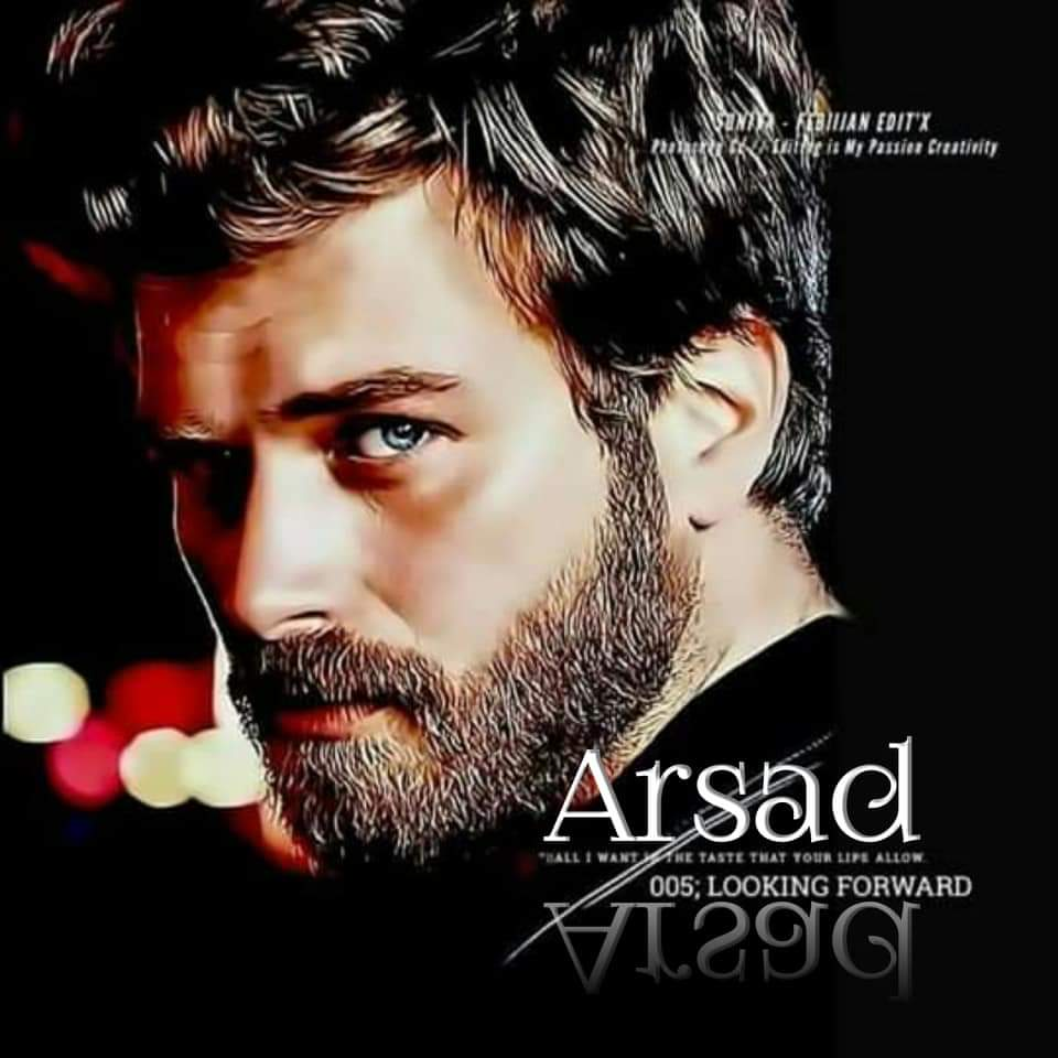Handsome Man Arshad Name Pic
