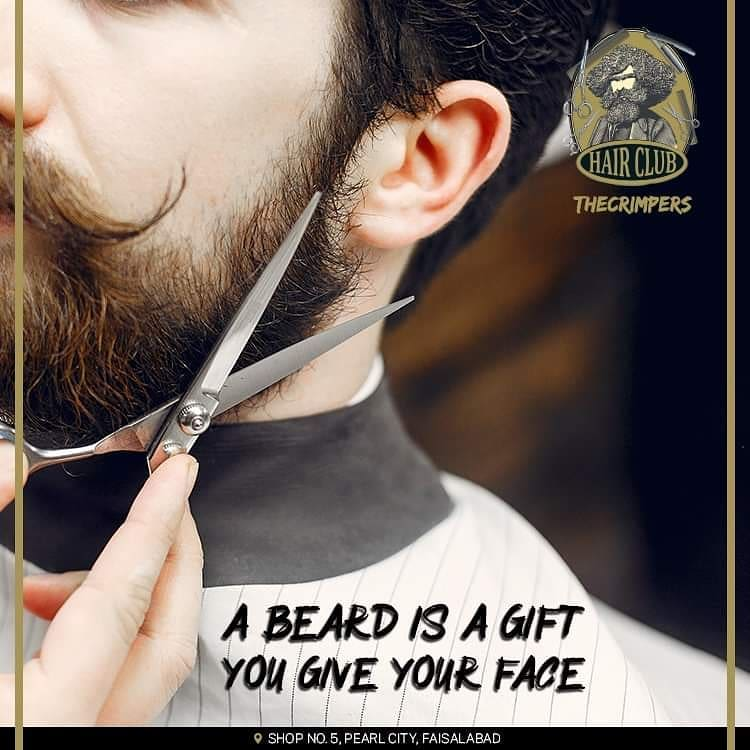 Beard Boy Photo