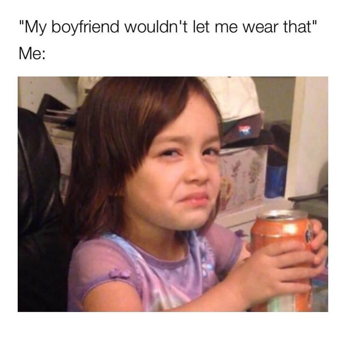 Girl Boyfriend Meme