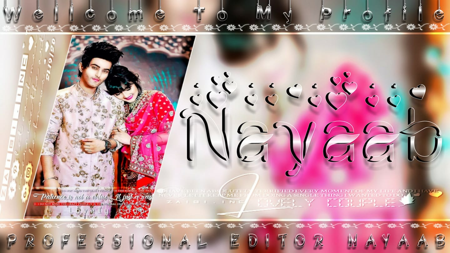 Nayyab Name Cover Photo For Fb