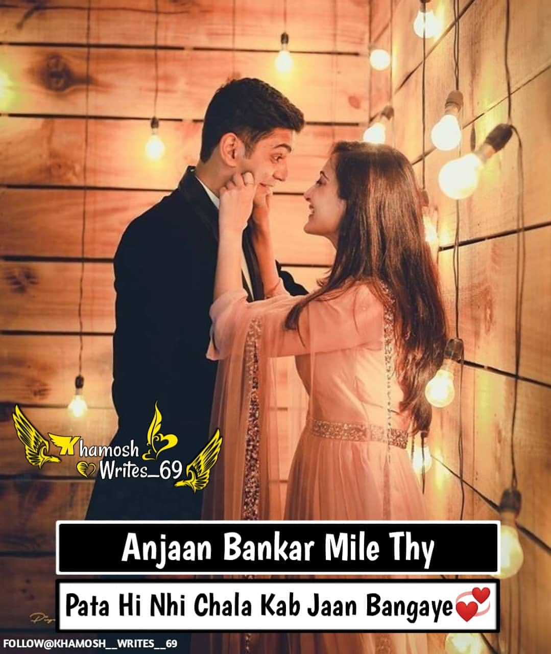 Anjaan Sy Jaan Banny Taak Shayari