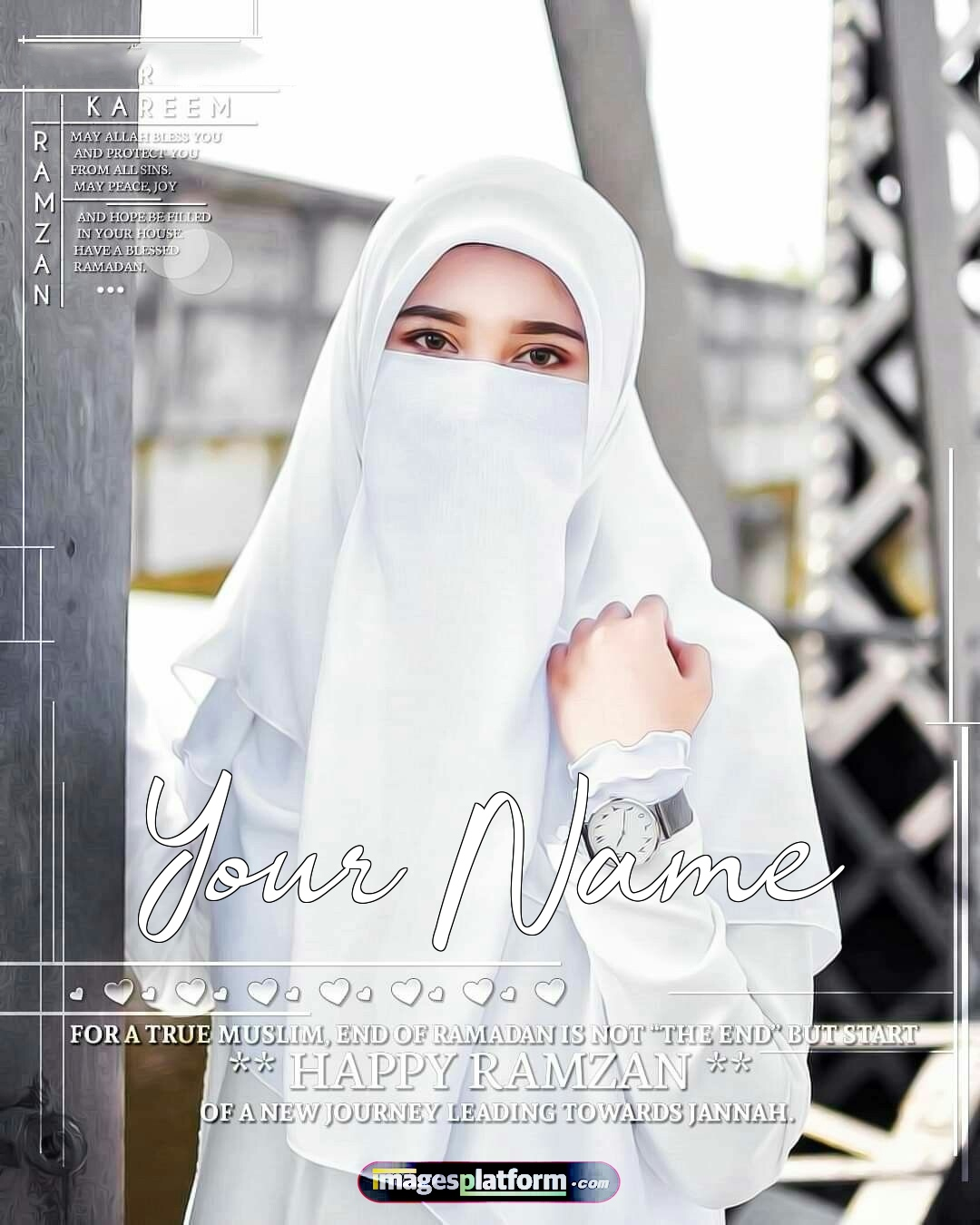 Hijab Girl Facebook And Whatspp Dp