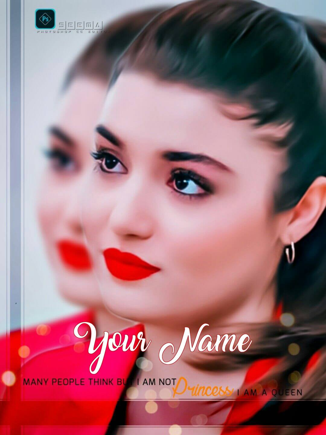 Hande Ercel Wallpaper