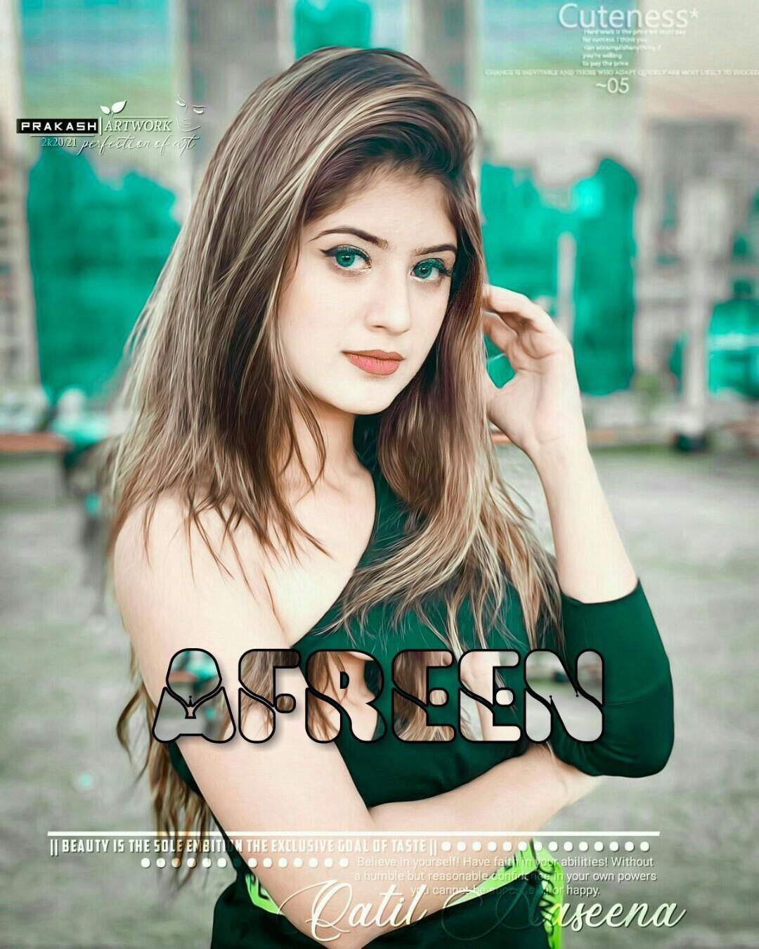 Afreen Name Whatsapp Dp And Wallpaper